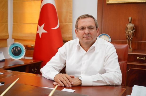 Ayvalık Belediye Başkanı Mesut Ergin DP'den istifa etti Başkan Mesut Ergin yola bağımsız devam etme kararı aldı