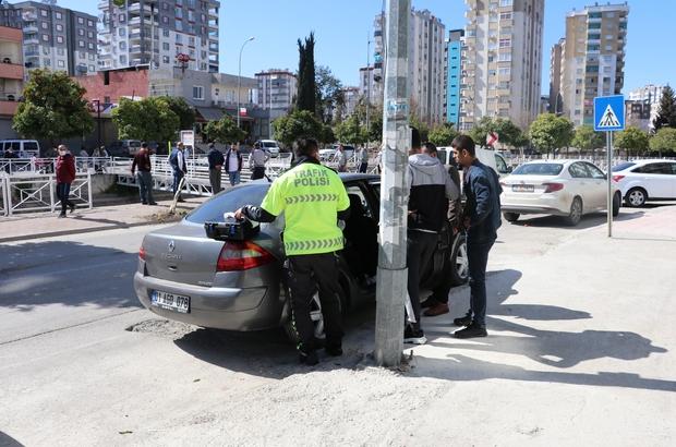 Kısıtlamayı ihlal edip trafiğe çıktı, kanala uçtu Adana'da kısıtlamayı ihlal eden kadın sürücü, direksiyon hakimiyetini kaybedince sulama kanalına uçtu