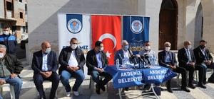 """Gültak: """"Akdeniz'in imar sıkıntıları çözülecek"""" Akdeniz Belediye Başkanı Mustafa Gültak, Yeşilçimen Mahallesi sakinleri ile bir araya geldi"""