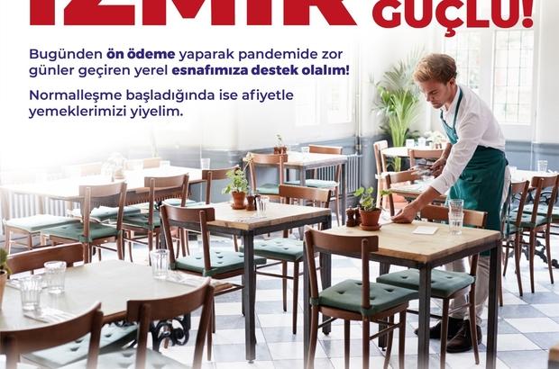 İzmir'de esnafla dayanışma için ön ödeme kampanyası başlıyor Başkan Soyer'den esnafa destek çağrısı