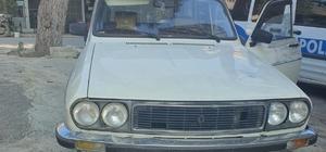 Çalınan otomobil ve çelik kasa polisin sıkı takibiyle bulundu