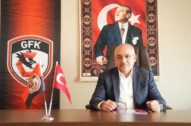 """Gaziantep FK'dan hakem tepkisi Gaziantep Futbol Kulübü Başkanı Mehmet Büyükekşi: """"Attığımız gollerde ne VAR"""""""