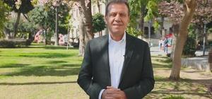 """Seçer, 'Travel Turkey İzmir Fuarında Mersin'i tanıttı Mersin Büyükşehir Belediye Başkanı Vahap Seçer: """"Herkesi Mersin'in güzelliklerini görmeye davet ediyorum"""""""