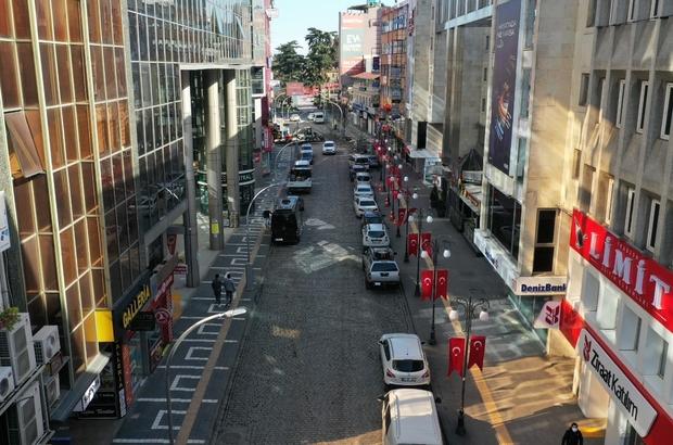 Trabzon'da alt yapı çalışmaları devam ediyor, Kahramanmaraş 1. Etap trafiğe açıldı