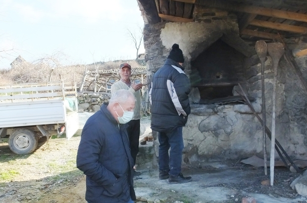 Balıkesir'in hayalet köyü
