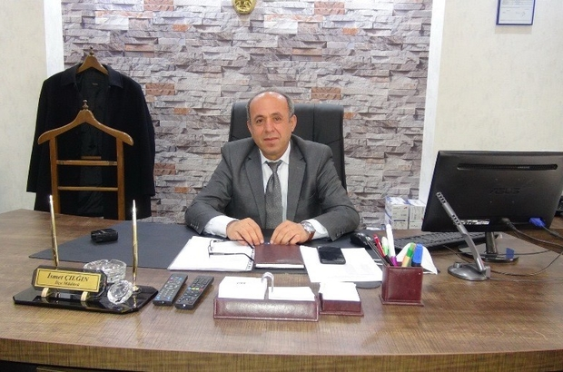 Doğanşehir Tarım Müdürlüğü'ne İsmet Çılğın atandı