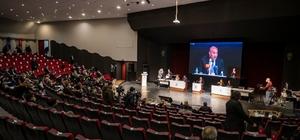 İzmir'de deprem sonrası büyük dönüşüm için düğmeye basıldı Riskli yapıların dönüşümünde hak kaybı olmayacak İzmir Büyükşehir Belediyesinden olağanüstü toplantı
