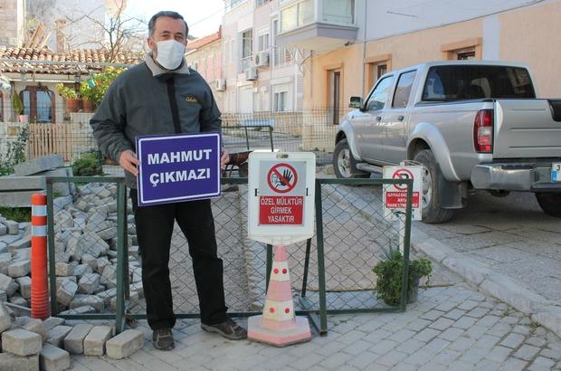 İzmir'de deprem sigortalı sokak Tapusunu aldığı yolun istimlak edilmesini istemiyor