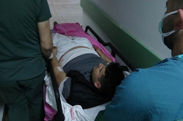 50 liralık alacak yüzünden hastanelik oldu