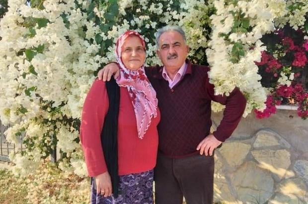 Annesini öldürdükten sonra kaçmak isteyen şizofren genç babası tarafından yakalandı Baba, boğuşarak kaçmasına engel olduğu oğlunu jandarmaya teslim etti