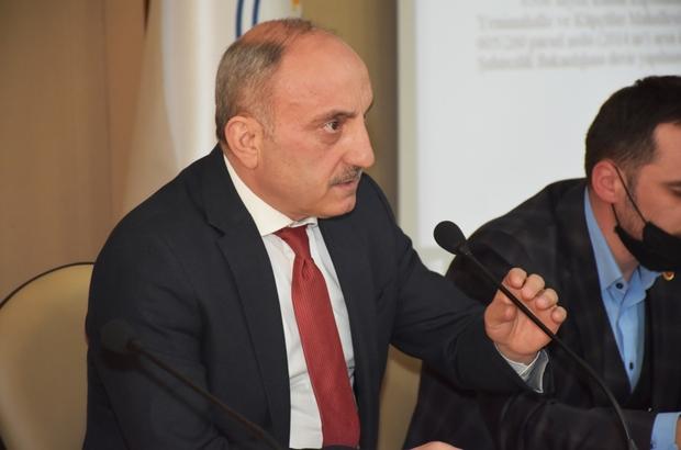 Başkan Kılıç, devam eden projeleri anlattı