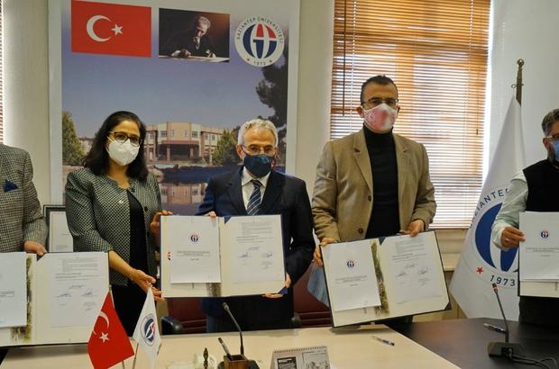 GAÜN güvenli bölgedeki eğitim faaliyetlerine devam ediyor GAÜN sivil toplum kuruluşlarıyla duyarlılık projeleri protokolü imzaladı