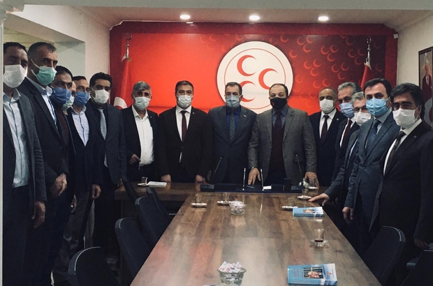 Karataş MHP teşkilatını kurultaya hazırlıyor