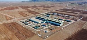 Türkiye'nin en büyük içme suyu arıtma tesislerinden biri Konya'da