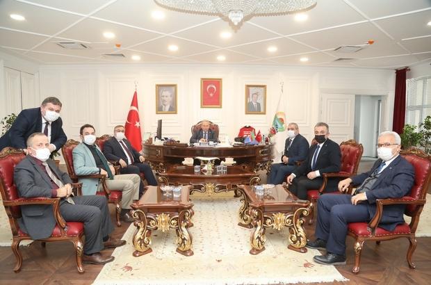 """Başkan Demirtaş: """"İşçilere en iyi imkanları sağlamaya çalışıyoruz"""""""