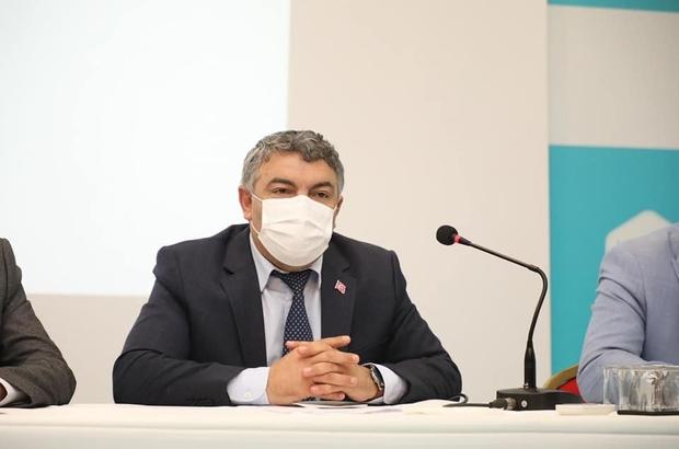 Başkan Şahir,  o projelerle ilgili müjdeyi verdi