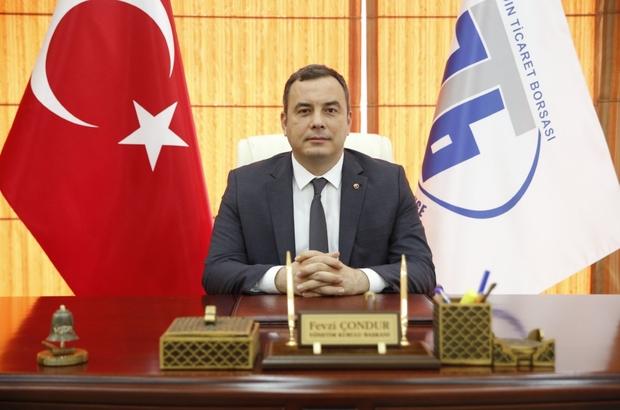 Aydın Ticaret Borsası Başkanı Fevzi Çondur, Türkiye büyüme rakamlarını değerlendirdi