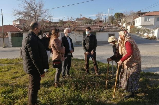 Başkan Bilgin, taleplere duyarsız kalmadı Saruhanlı'nın Koldere Mahallesine park ve dinlenme alanı yapılacak