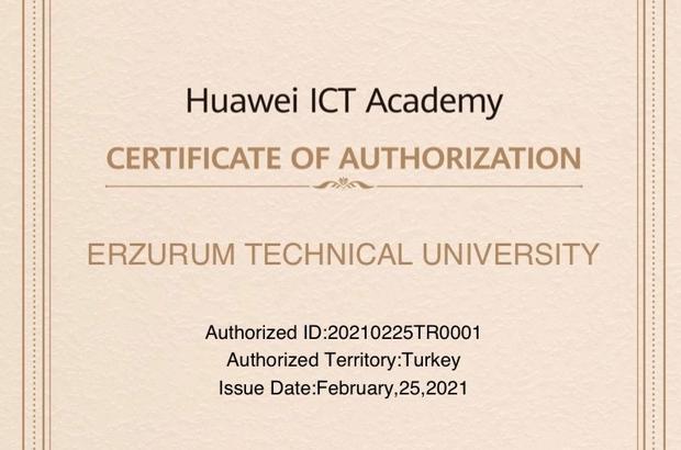 ETÜ ve Huawei İş Ortağı Oldu