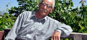 85 yaşındaki  adam yangında hayatını kaybetti