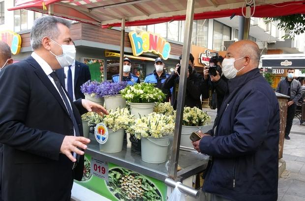 """Adana Valisi Elban: """"Sarıdayız, hedefimiz mavi"""""""