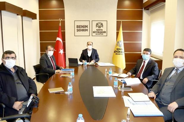 """Başkan Altay: """"Birlikte çalışma kültürüyle ortaya başarı çıkıyor"""