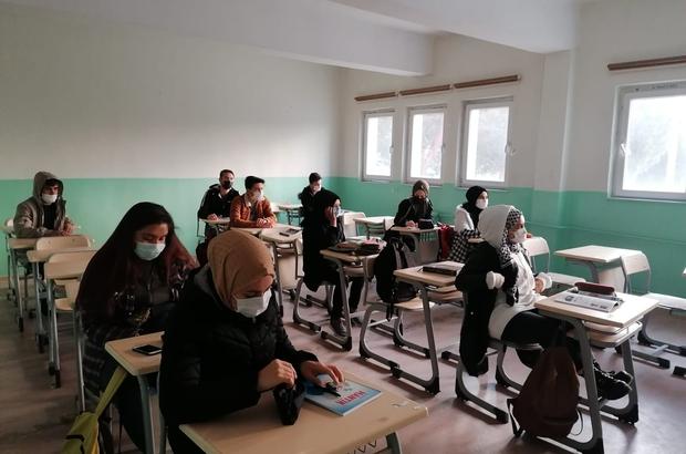 Kula'daki okul kantinleri tek tek denetlendi