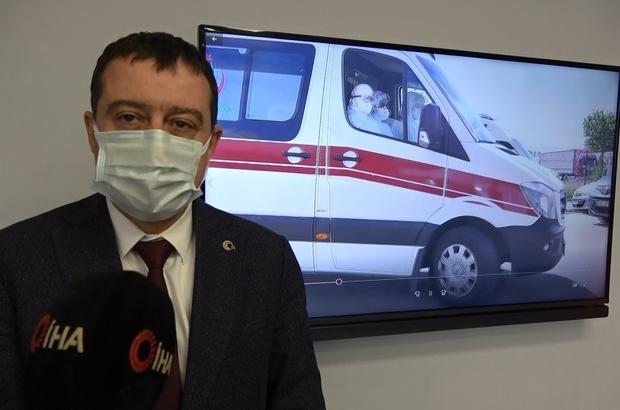 Pandemide görme ve işitme engelliler için belgesel yaptılar Türkiye'de ilk kez Covid-19 pandemisine farkındalık oluşturma amacıyla Trabzon İl Sağlık Müdürlüğü tarafından görme engeliler için sesli betimleme, işitme engellileri içinde işaret dili çevirisi belgeseli hazırlandı