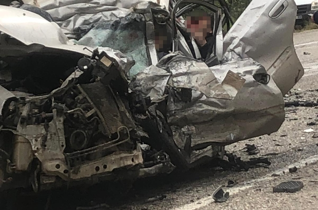 Fethiye-antalya yolunda feci kaza: 5 ölü (1) - Muğla Haberleri
