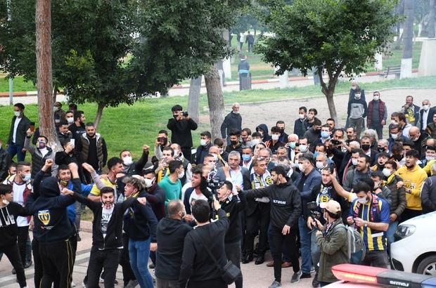 Tarsus İdman Yurdu'nda Kırbıyık başkan oldu Harun Şahin Kırbıyık, Tarsus İdman Yurdu'nun 100. yılında şampiyon yapacağını, hedeflerinin Süper Lig olduğunu söyledi
