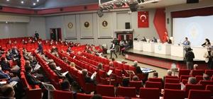 Manisa Büyükşehir Belediyesi Mar Ayı Meclisi toplandı