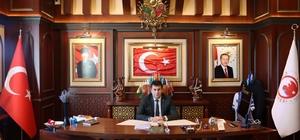 Başkan Melik Yaşar'ın Miraç Kandili mesajı