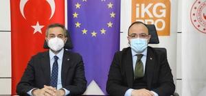 """Elazığ'da """"Çevrimiçi Etkileşimli İSG Risk Değerlendirme Sistemi"""" projesi"""