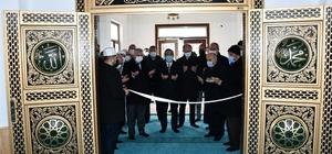 Tekirdağ'da Hazreti Ömer Camii'nin açılışı yapıldı