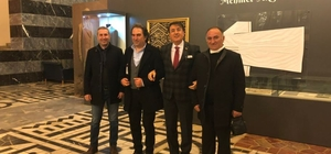 Aydemir: 'Narman Milli Tefekkür adresi' TBMM'de Erzurum mesaisi