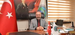 Horasan Belediye Başkanı Sağlam'dan Horasan'ın Kurtuluş Bayramı mesajı