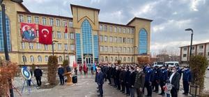 Horasan'da kurtuluş coşkusu Horasan'ın düşman işgalinden kurtuluşunun 103. yıldönümü törenle kutlandı