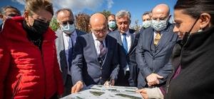Başkan Soyer'den Güzelbahçe'ye müjdeler