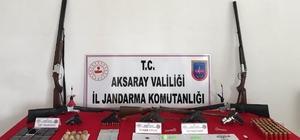 Aksaray'da uyuşturucu ve suç örgütü operasyonu: 6 tutuklama