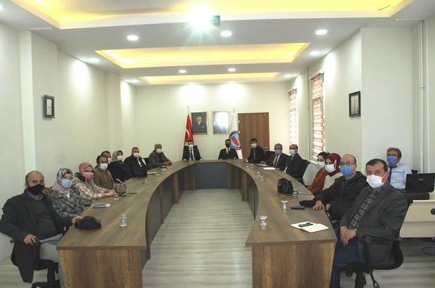 Hisarcık'ta kadın kooperatifi kurulacak