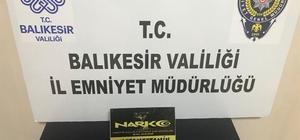 Balıkesir'de huzur operasyonları: 23 zanlı yakalandı