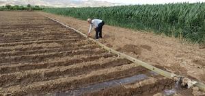 """Başkan Kuldal'dan üreticilere üzücü haber: """"2021'de barajdan su vermek çok zor"""" Yağışlar Beydağ Barajını doldurmadı"""