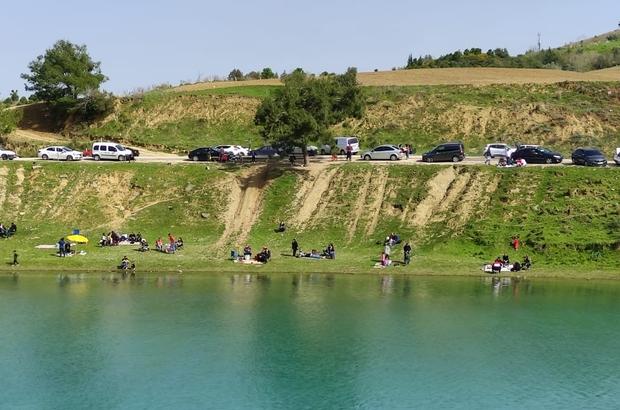 Adanalılar hafta sonu piknik alanlarına akın etti - Adana Haberleri