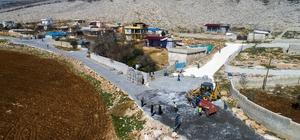 Şahinbey Belediyesi Yavuzeli'nin çehresini değiştiriyor