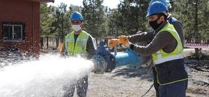KASKİ'den 22 Mart Dünya Su Günü'nde 22 adet sondaj kuyusu