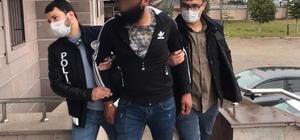 Konya'da evin bahçesinden motorlu testere çalan 2 şüpheli yakalandı