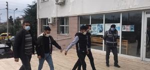 FETÖ yalanıyla dolandırıcılık yapan yabancı uyruklu 2 kişiden 1'i tutuklandı
