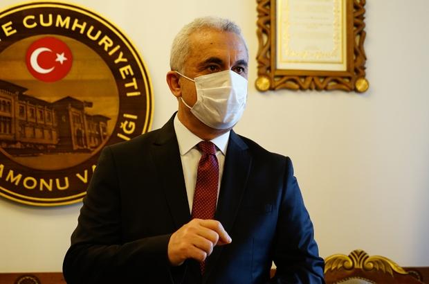 """Taziye ziyaretinde 30 kişiye virüs bulaştırdı Kastamonu'daki vaka artışını vali bu sözlerle anlattı: """"Korona virüsle mücadelede süreç iyi gitmiyor, hastanede yatışlarda artış var"""""""