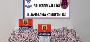 Balıkesir'de jandarmadan 'Huzur' operasyonları
