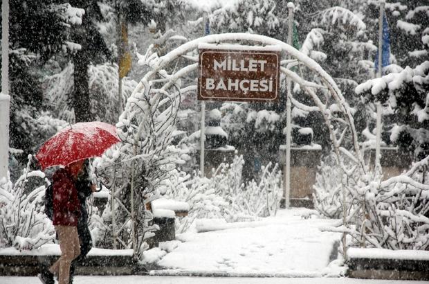 Erzincan'da Mart karı, 239 köy yolu ulaşıma kapattı